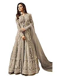 1fc81e48be7 stylishfashion Indian Pakistani Designer Embroidered Anarkali Style Wear  Salwar Kameez Party wear Wedding Suit for