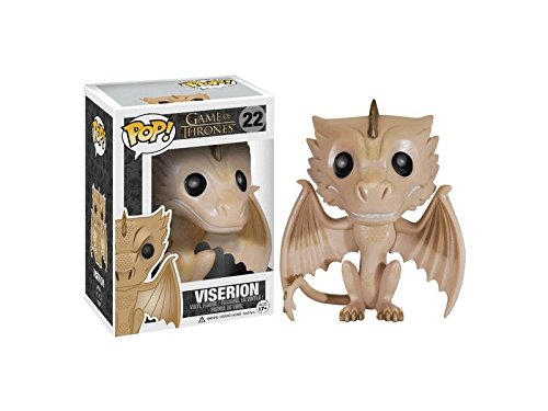 Funko Pop TV: Game of Thrones - Viserion Exclusive Vinyl Figure