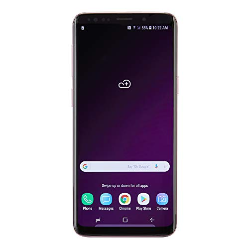 Samsung Galaxy S9 G960U AT&T GSM Unlocked 64GB - Lilac Purple (Renewed)