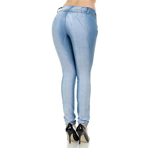 M.Michel Women&39s Jeans Colombian Design Butt Lift Levanta Cola
