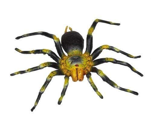 Tarantula Spider-Lifelike Rubber Arachnid Replica 6 Inches -