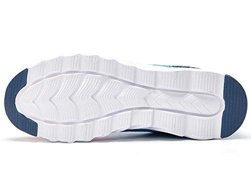 Zy02 Baskets Chaussures Femme Homme Bleu Iiiis Fitness De Gym Sneakers Chaussure Sport Orange f Course Outdoor Running Multisports ZxttzEw5q