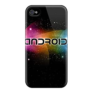 Iphone 4/4s Hard Cases With Awesome Look - ZEu16938ncBL