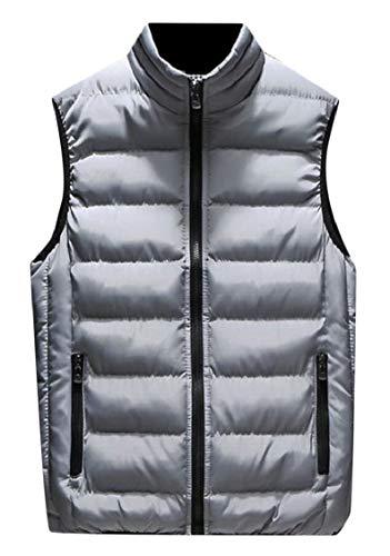 Inverno Cappuccio Cappotto Calda Gocgt Uomini Spessore Con Outwear Giacca Grigio Collare Chiaro Mimetica dIq6wHR