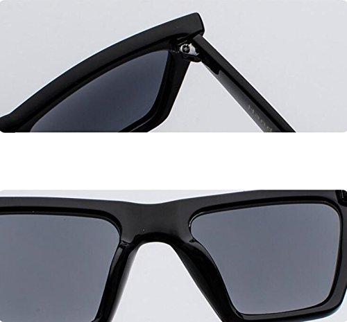 de sol New la de de ojo gato Gafas manera MAIDIS BlueC4 sol de del Gafas Street Shoot coloridas de la personalidad grandes 7qHXU