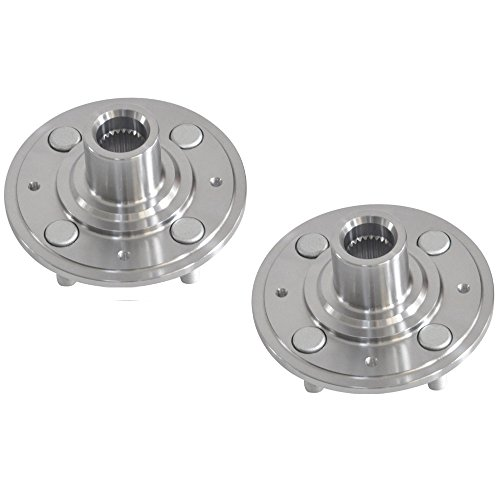 DRIVESTAR 44600S5DA00x2 Pair:2 New Front Wheel Hub Left and Right for Honda Civic Hybrid FIT Acura EL
