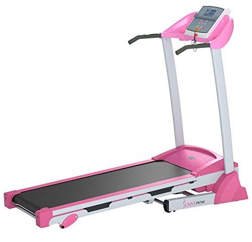 Sunny Health & Fitness P8700 Pink Treadmill by Sunny Health & Fitness (Image #16)