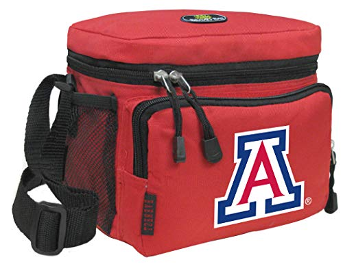 Broad Bay Arizona Wildcats Lunch Bags NCAA University of Arizona Lunch Boxes by Broad Bay