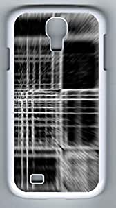Abstract Hard Cover Back Case For Samsung Galaxy S4,PC Fashion White Case for Samsung Galaxy S4 i9500
