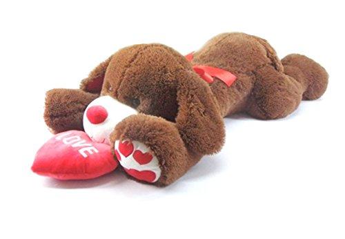Goffa Jumbo Dog with Heart, 40