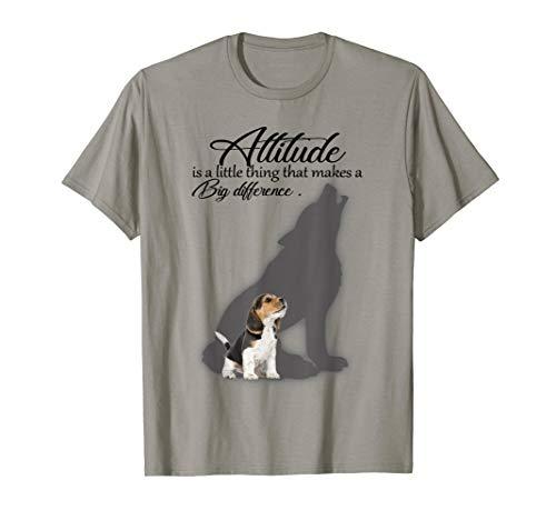 Gift men women kids dog image cute - Beagle Quote costume T-Shirt]()
