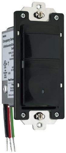 Pass & Seymour RW500UBKCCV4 Wall Occupancy Sensor Two Wire 5