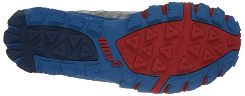 Inov-8 Trailtalon 250 Silver Blue Red 45.5
