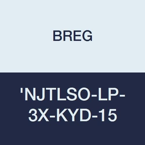 Low BISS /'NJTLSO-LP-3X-KYD-15 3XL Inventory Management Services BREG NJTLSO-LP-3X-KYD-15 Ninja Pro Tlso