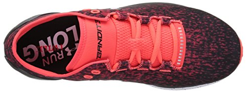 Coral de Charged UA Armour 600 Homme Neon Chaussures Rose 3 Under Bandit Ombre Running E076pwqw