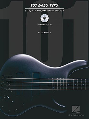 101 Bass Tips by Gary Willis (31-Aug-2002) Paperback