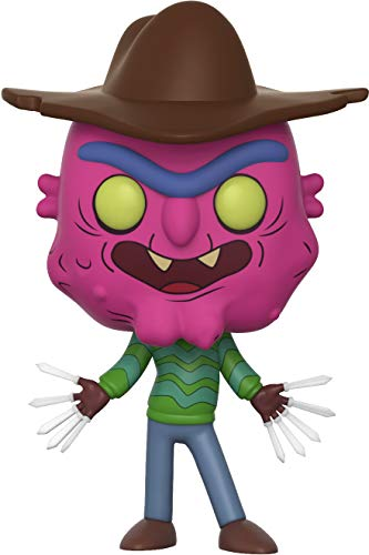 Scary Terry Costumes - Funko Pop! Animation: Rick and Morty