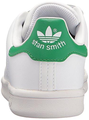 Adidas m20607, Tennis Jungen Bianco
