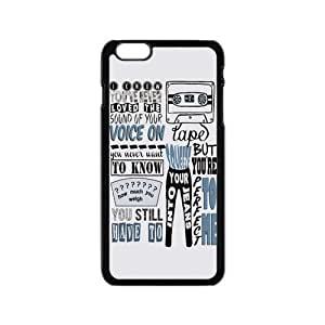 iPhone 6 Hard Case, 1D One Direction Snap-on Protective Hardshell Cover Case for iPhone 6 (4.7 inch) hjbrhga1544 by icecream design