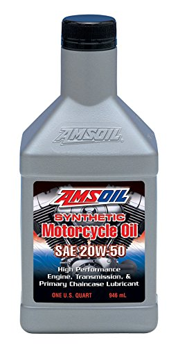Amsoil Motorcycle Oil - Amsoil SAE 20W-50 Synthetic Motorcycle Oil (MCV)