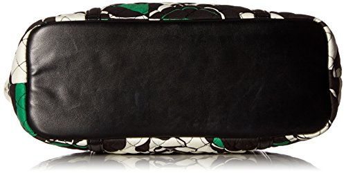 Vera Cotton Bradley Rose Vera Black Small Trimmed Signature Imperial z7xzw