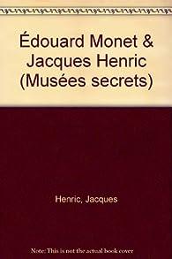Edouard Manet & Jacques Henric : XIXe siècl par Jacques Henric