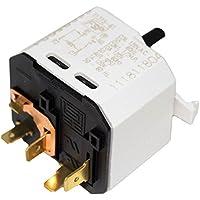 Whirlpool W3398095 Dryer Push-to-Start Switch Genuine Original Equipment Manufacturer (OEM) Part