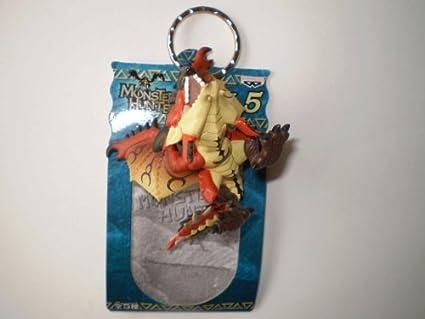 5 Rioreus single item Monster Hunter Figure Key Chain (japan ...