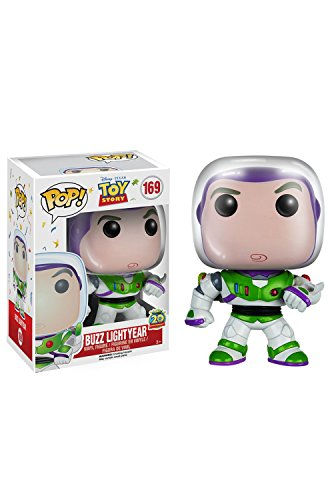 Funko Pop Disney: Toy Story Buzz New Pose Action (Hamm Toy Story Costume)