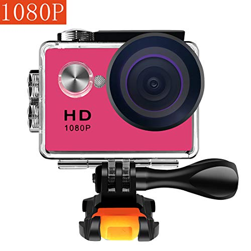 Best Pink Waterproof Camera - 7