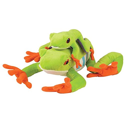 Birth Of Life Tree Frog And Baby Plush Stuffed Animals Tree Frog Plush