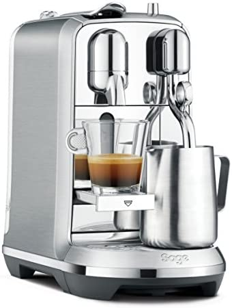 Sage Appliances SNE800BSS4EGE1 Macchina per espresso The Creatista Plus Con display TFT Acciaio INOX spazzolato