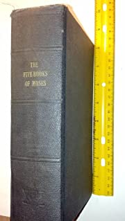The Five Books of Moses: With Haphtaroth and…