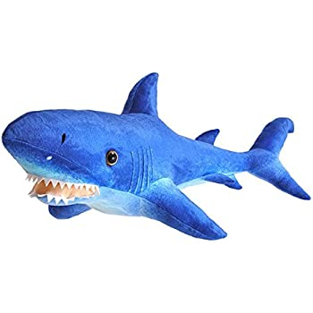 Lazada Large Ocean Stuffed Animals Blue