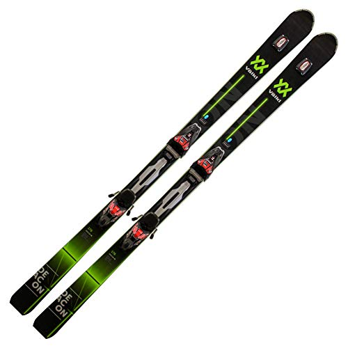 2019 Volk Deacon 76 Ski w/ rMotion2 12 GW Alu Bindings (176)