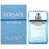 Versace Eau Fraiche Eau De Toilette for Men, 100Ml