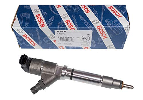 (Bosch 0445120042 Fuel Injector Bosch Common Rail Injector)