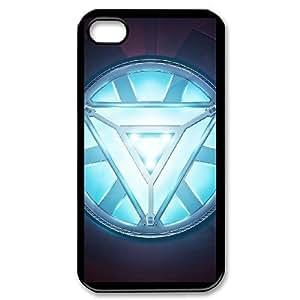 iPhone 4,4S Phone Case Iron Man Case Cover PP8P312327