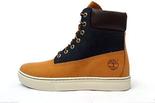 vitalidad frase carrete  Timberland Newmarket 2.0 Cupsole 6 Inch Wheat Men's Boots (UK8.5 EUR43  US9): Amazon.co.uk: Shoes & Bags