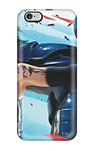 Snap-on Case Designed For Iphone 6 Plus- Faith Connors Mirror's Edge 2