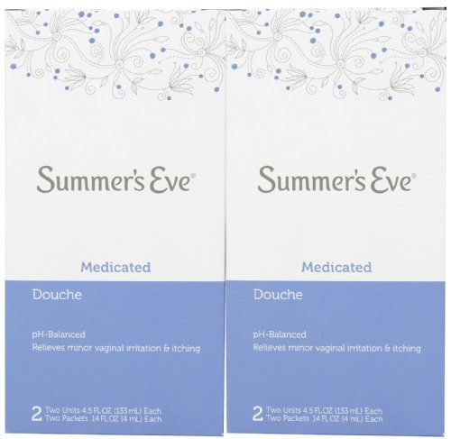 (Summer's Eve Medicated Douche - 9 oz - 2 pk)