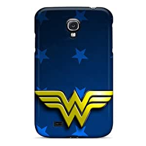 Tpu Shockproof/dirt-proof Wonder Woman I4 Cover Case For Galaxy(s4)