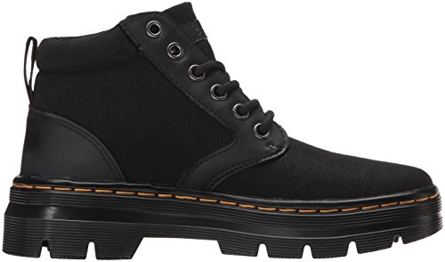 Dr.Martens Bonny Waxy Canvas Black Womens Boots Black