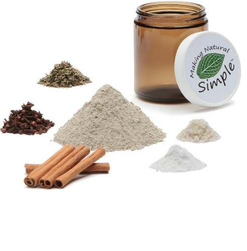 Amazon.com: Clay Toothpaste Kit—Make Your Own Completely Natural, Herbal, Bentonite Clay Toothpaste. Easily Make Your Own Amazing Toothpaste And REALLY Know ...