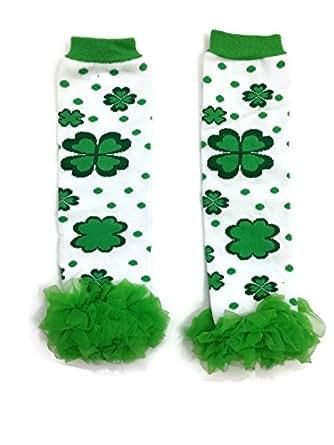 Amazon.com: Rush Dance Flowery Shamrock St Patrick's Day