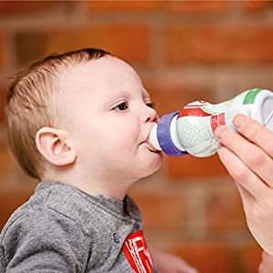 Itsy Guzzler 3-in-1 Drinking Adapter with Slow Flow Teat