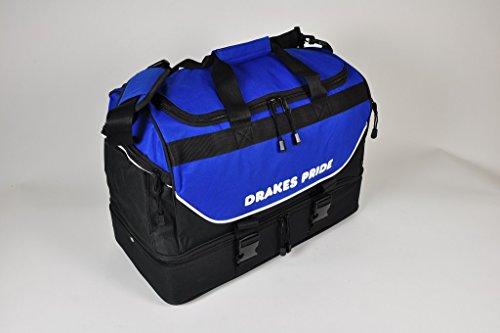 Drakes Pride Pro Maxi Bowls Bag – Black and Blue