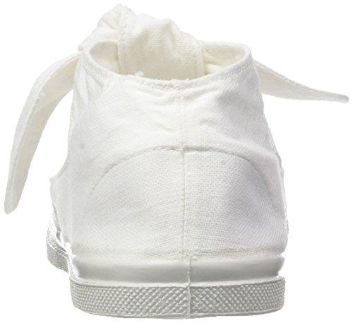 Sneaker Bianco Tennis Bensimon Flo Donna Blanc qx1ExAOw