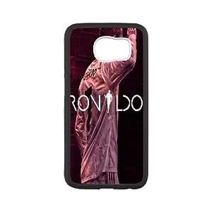 Cristiano Ronaldo Series, Samsung Galaxy S6 Cases, Cristiano Ronaldo. Cases For Samsung Galaxy S6 [White]
