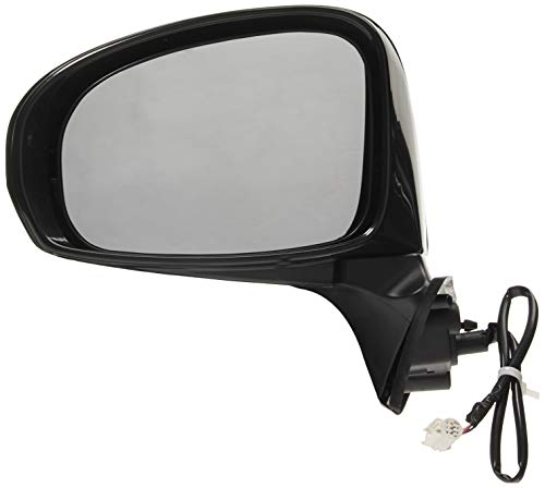 (DEPO 312-5432L3EB Toyota Prius 10-11 Type L Driver Side Mirror Assembly with Power/Non-Heated/Painted)